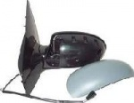 Ford Focus [98-04] Complete Electric Mirror Unit - Primed